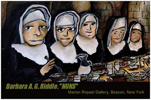 Barbara AG Riddle Nuns Marion Royael Gallery